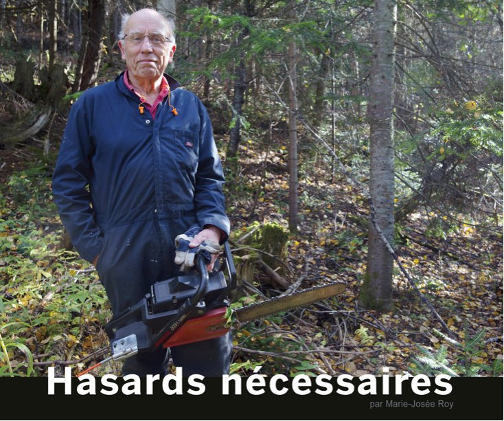 View Hasards nécessaires by Marie-Josée Roy
