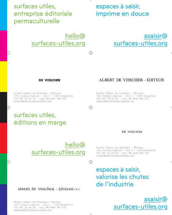 View What's Left Over From the Works of Le Bon + Archéologie du Catalogue — Fragments by Surfaces Utiles