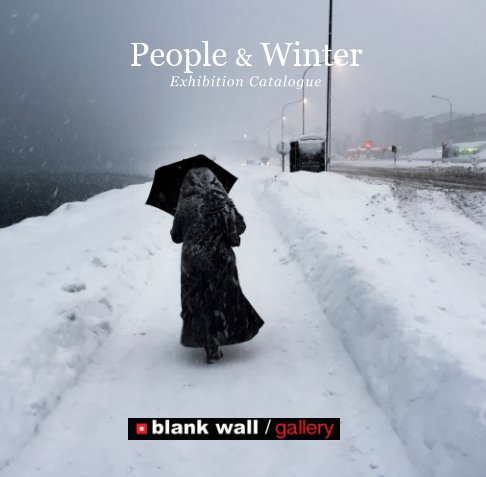 View People & Winter by Blank Wall Gallery