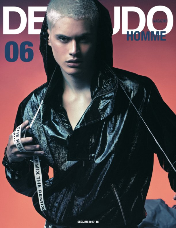View Desnudo Homme Issue 6 by Desnudo Magazine