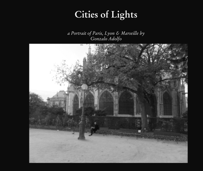 View Cities of Lights by Gonzalo Adolfo