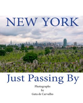 "New York ""Just Passing By"" book cover"