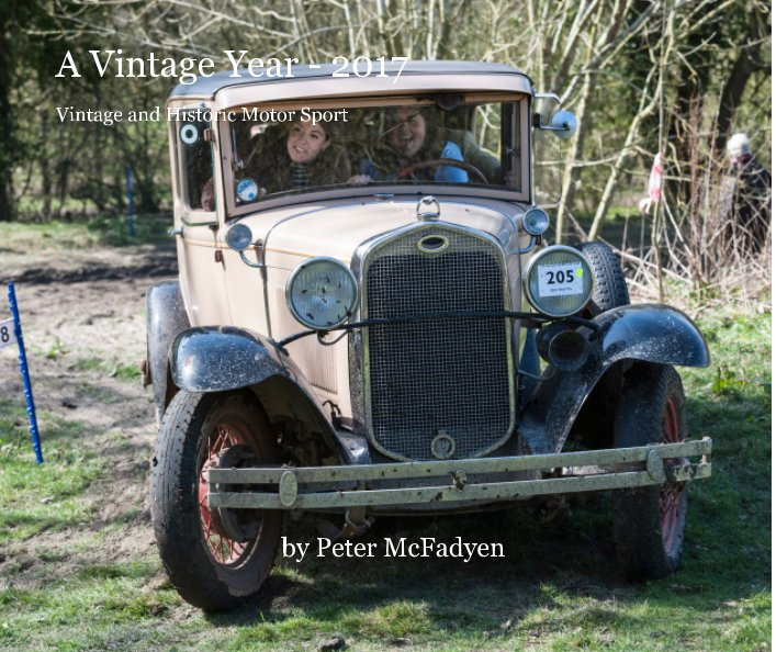 View A Vintage Year 2017 by Peter McFadyen