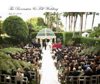 The Borenstein & Fell Wedding book cover