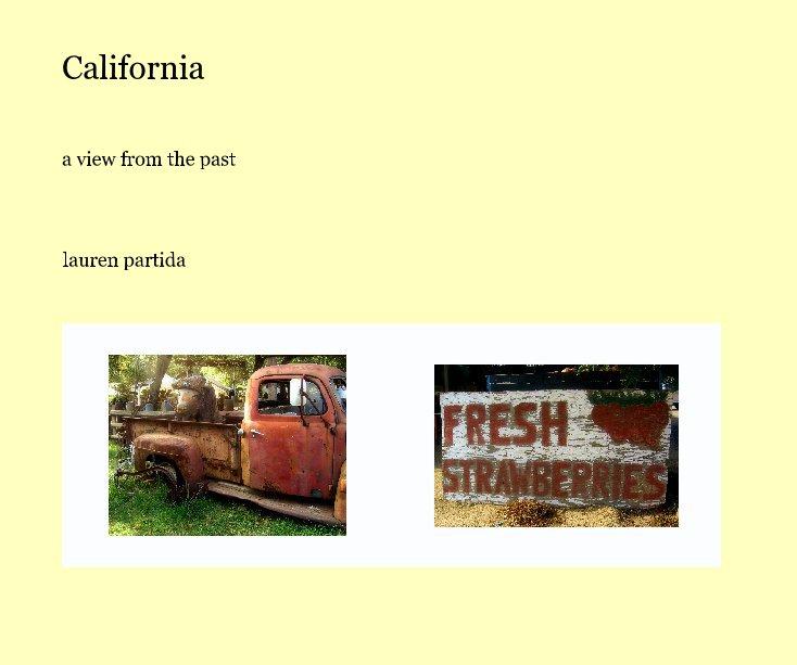 Bekijk California op lauren partida
