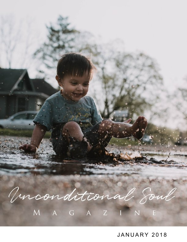 View Unconditional Soul Magazine by Alexandria Sayles