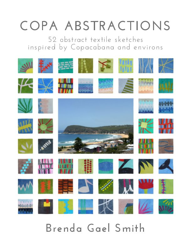 View Copa Abstractions by Brenda Gael Smith