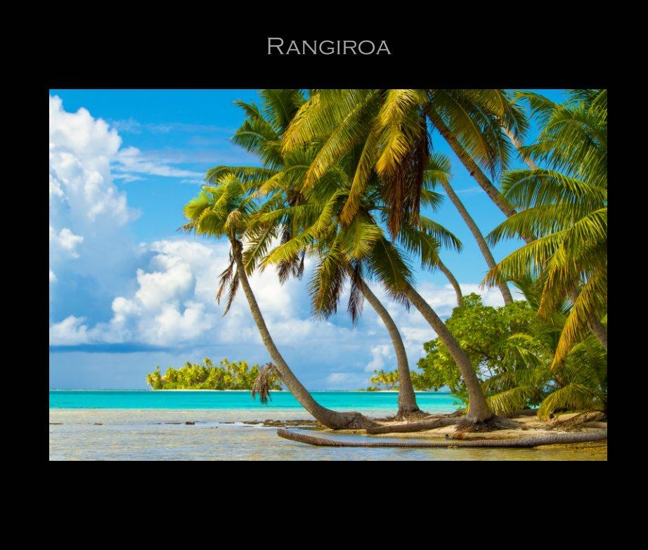 Rangiroa - Edition jaquette - Option Layflat doubles-pages en continu nach Vincent Pommeyrol anzeigen