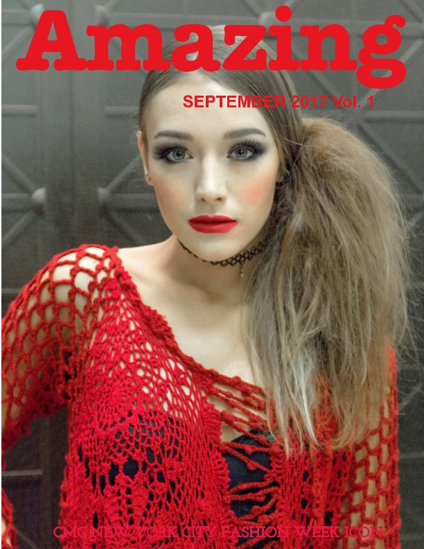 View Amazing (September 2017, Vol. 1) by CMG Press