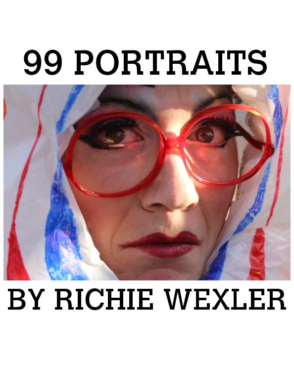 View 99 Portraits by Richie Wexler