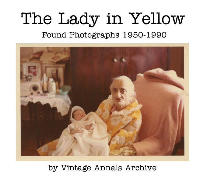 View The Lady in Yellow by Vintage Annals Archive