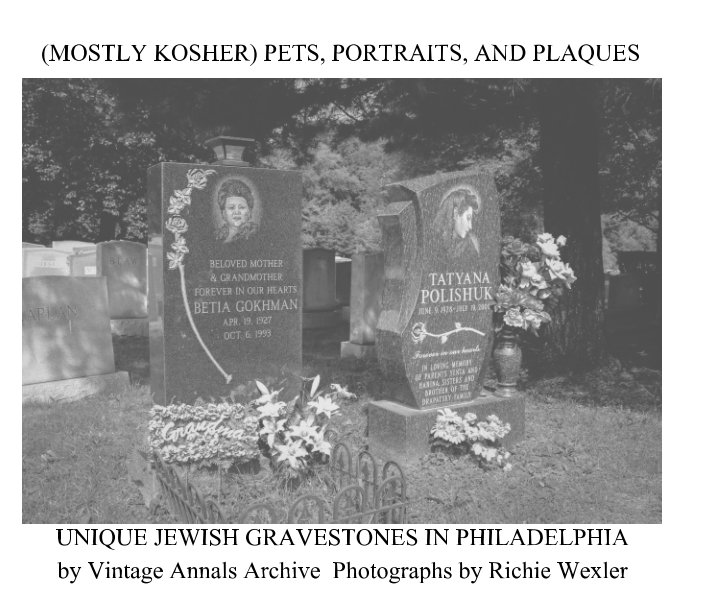 View (Mostly Kosher) Pets, Portraits, and Plaques by Vintage Annals Archive