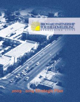 Broward Partnership for the Homeless 5-year Strategic Plan book cover