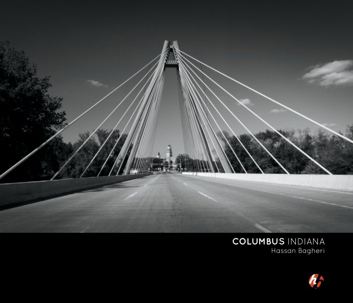 View Columbus, Indiana by Hassan Bagheri