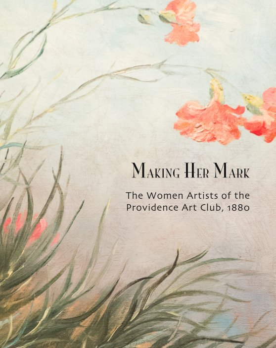 View Making Her Mark by Providence Art Club