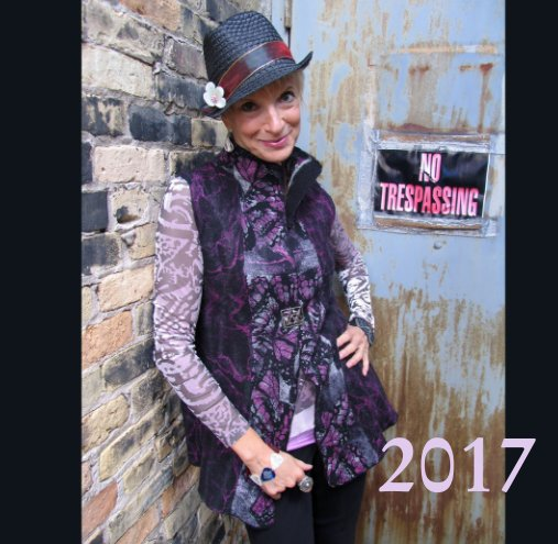 View Felted Fashion II  2017: look book by Jill Chadek, Merino & Mulberry