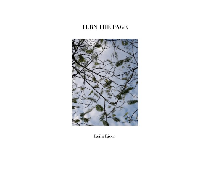 View Turn the Page by Leila Ricci