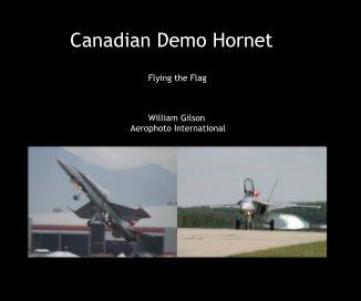 Canadian Demo Hornet book cover