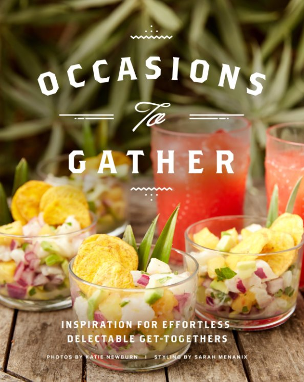 View Occasions To Gather by Blurb