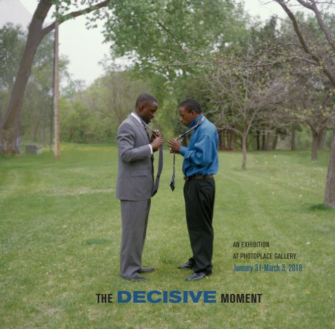 View The Decisive Moment, Softcover by PhotoPlace Gallery