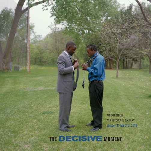 View The Decisive Moment, Hardcover Imagewrap by PhotoPlace Gallery