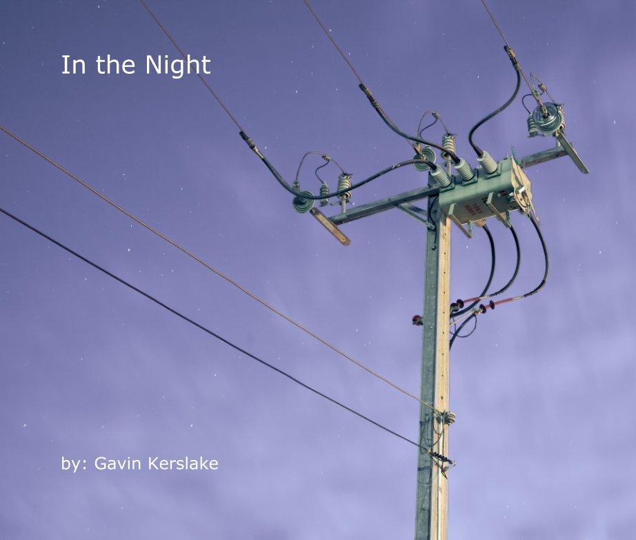View In the Night by by: Gavin Kerslake