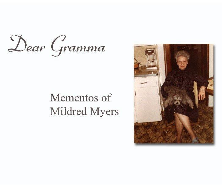 View Dear Gramma by David Parkes