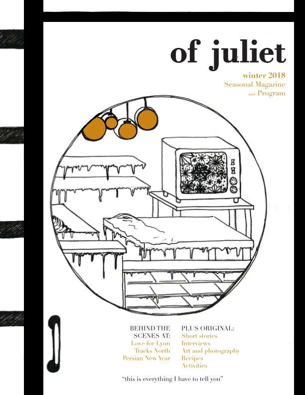View OF JULIET by Juliet