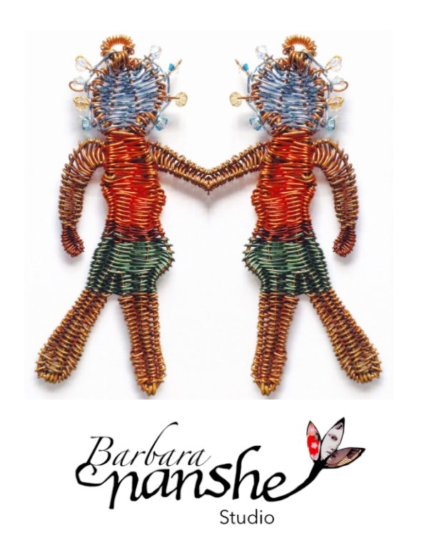View Barbara Nanshe Studio Lookbook and Bio 2018 by Blurb, Barbara Nanshe