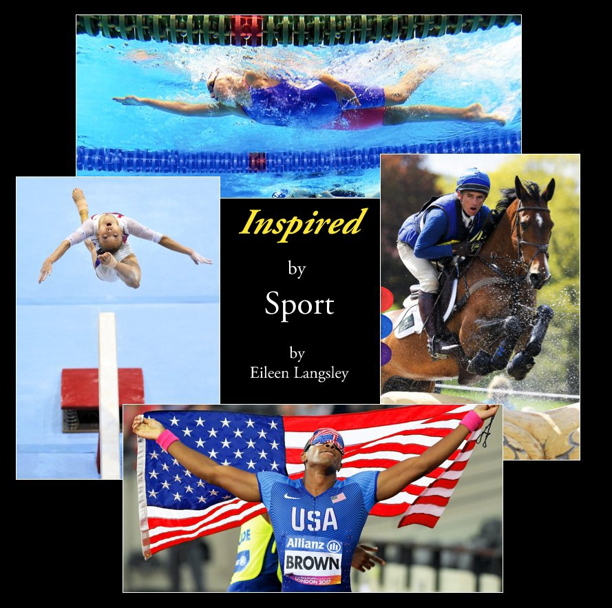 View Inspired by Sport by Eileen Langsley