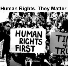 Human Rights. They Matter. book cover