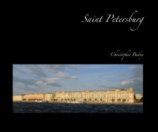 Saint Petersburg book cover
