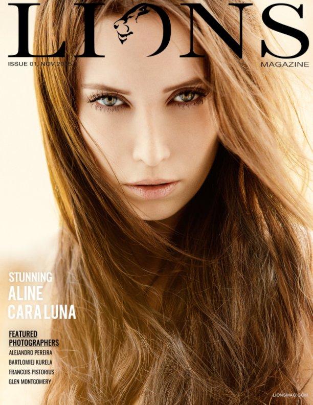 Lions Art Magazine #1 nach Lions Art Magazine anzeigen