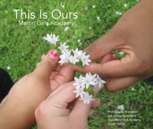 This Is Ours Martin Girls Academy book cover