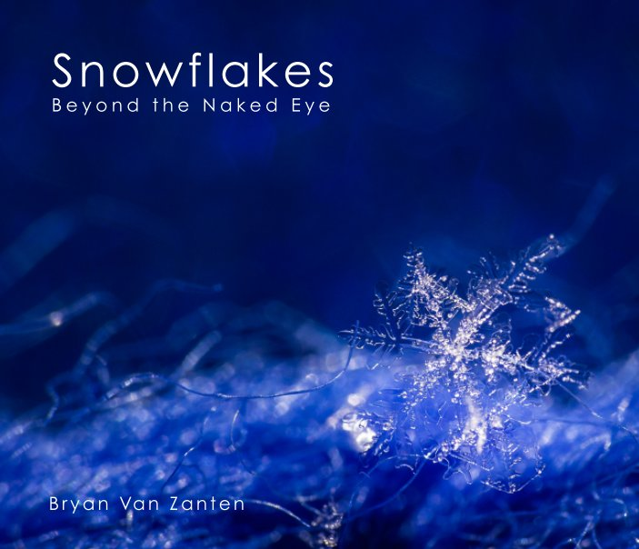 View Snowflakes by Bryan Van Zanten