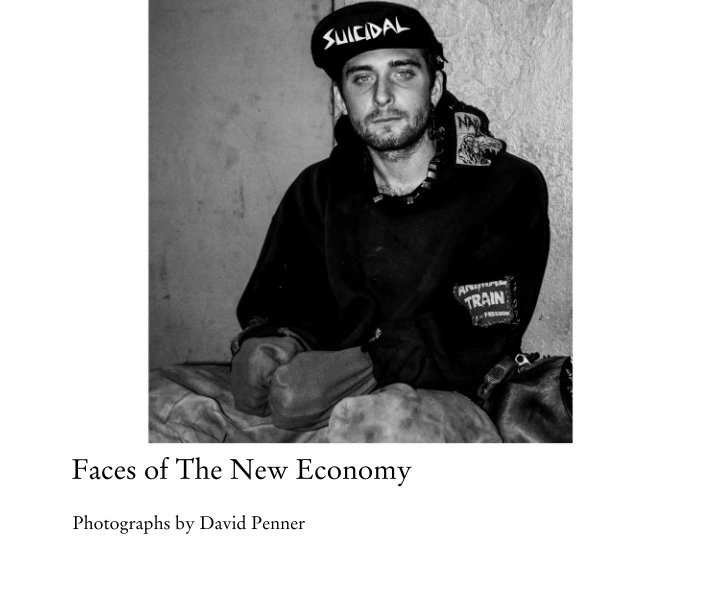 View Faces of The New Economy by Photographs by David Penner