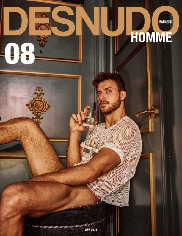 View Desnudo Homme: issue 8 by Desnudo Magazine