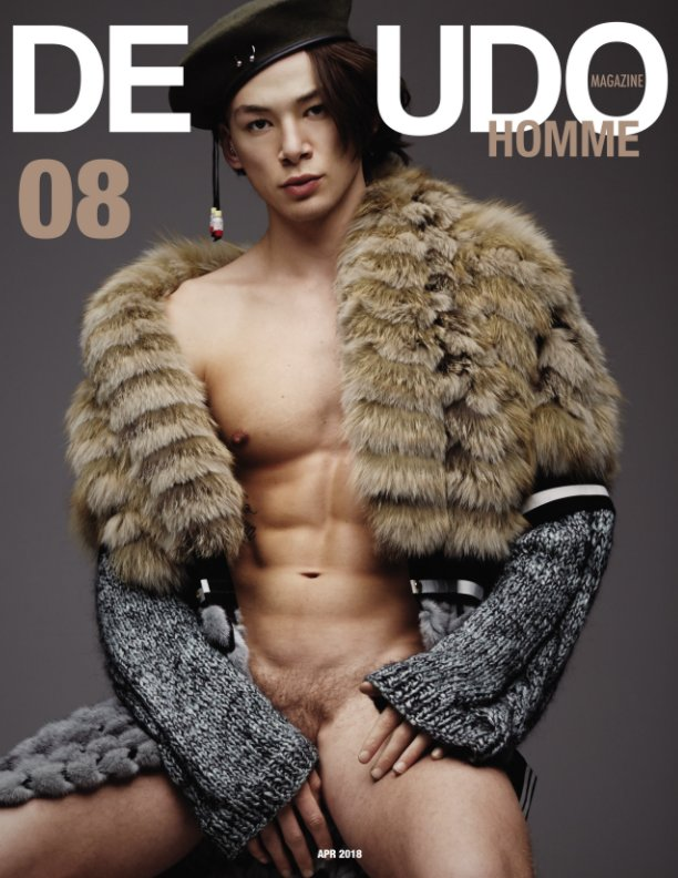 View Desnudo Homme: issue 8 by Desnudo Magazine
