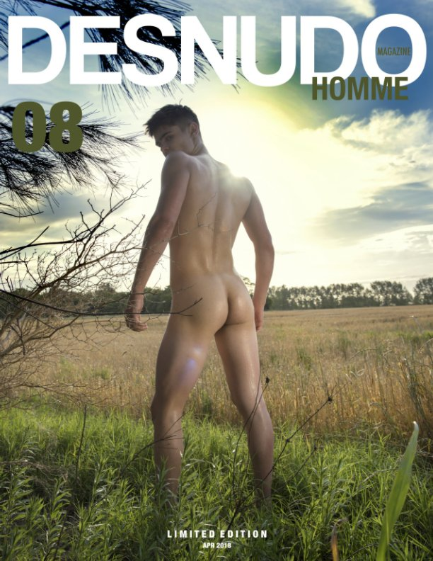 View Desnudo Homme: issue 8 (limited edition) by Desnudo Magazine