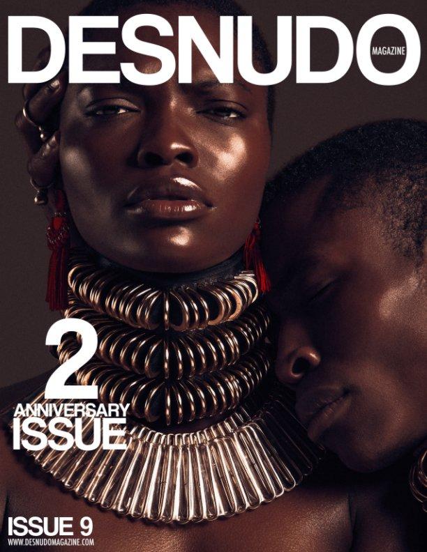 View Desnudo Magazine Issue 9: Cameron Cover by Desnudo Magazine