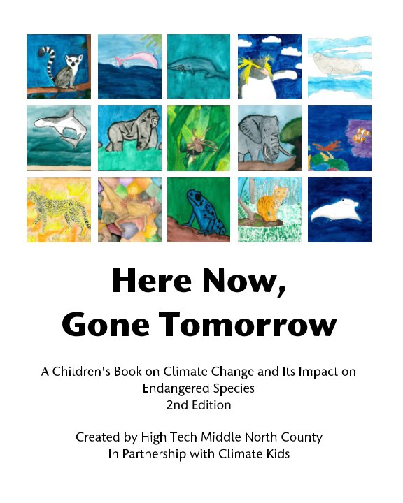 View Here Now, Gone Tomorrow 2nd Edition by 6th Grade HTMNC CurThinh Team