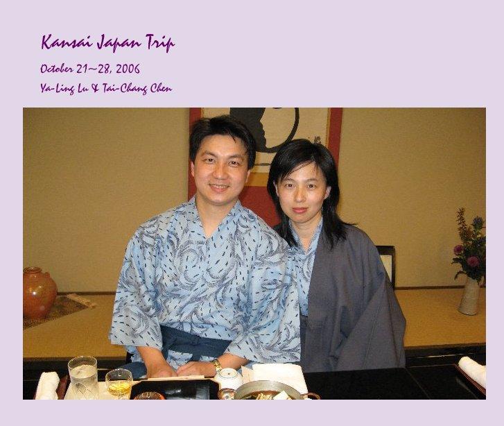 Ver Kansai Japan Trip por Ya-Ling Lu & Tai-Chang Chen