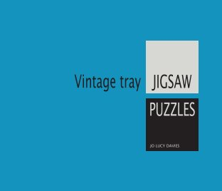 Vintage Tray Jigsaw Puzzles 2018. book cover