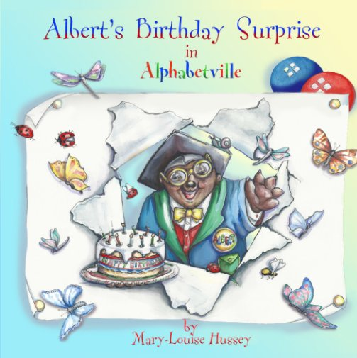 View Albert's Birthday Surprise by Mary-Louise Hussey