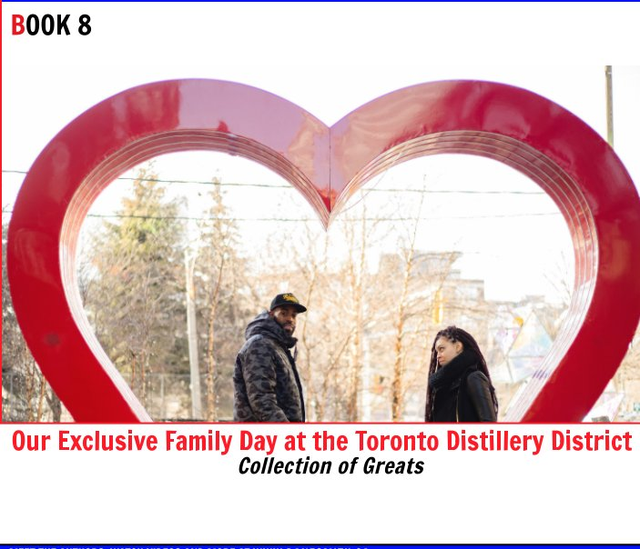 View Our Exclusive Family Day at the Toronto Distillery District by Dane Smith