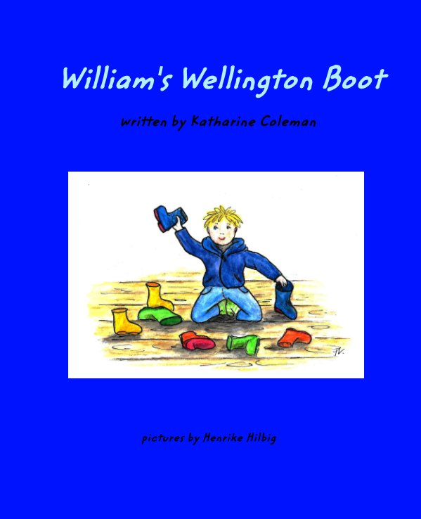 View William's Boots by Katharine Coleman