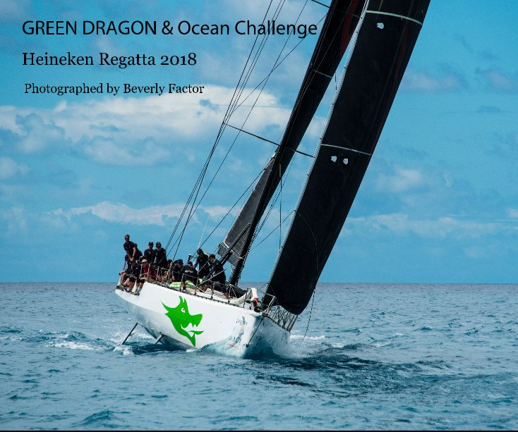 View GREEN DRAGON & Ocean Challenge 10 x 8 by Photographed by Beverly Factor