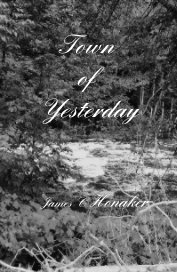 town of yesterday book cover