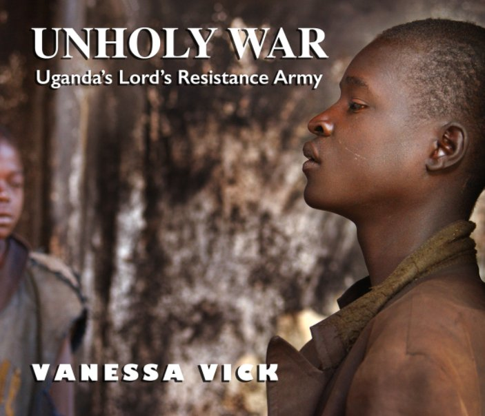 View Unholy War by Vanessa Vick