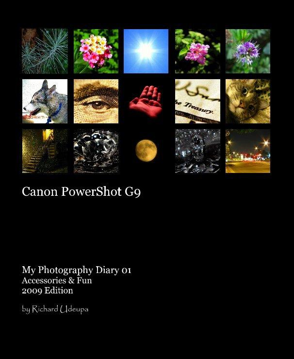 View Canon PowerShot G9 by Richard Udeupa